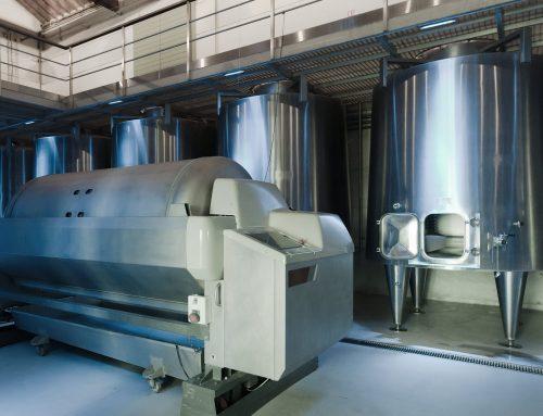 La preparazione del vino base per la presa di spuma